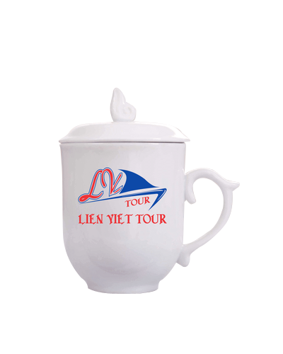 LS 14 ly su trang co nap in logo gia re LS-003
