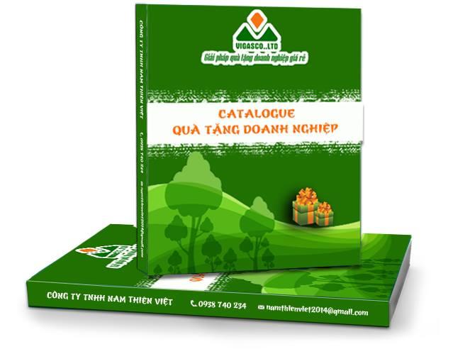Catalogue bộ quà tặng cao cấp