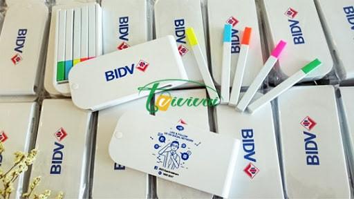 Các mẫu sản phẩm bạn có thể dùng để làm quà tặng ngân hàng