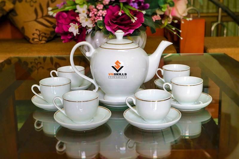 Bộ ấm trà cao cấp in logo_2