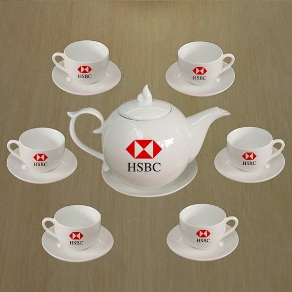 bộ ấm trà cao cấp chớp lửa in logo_0